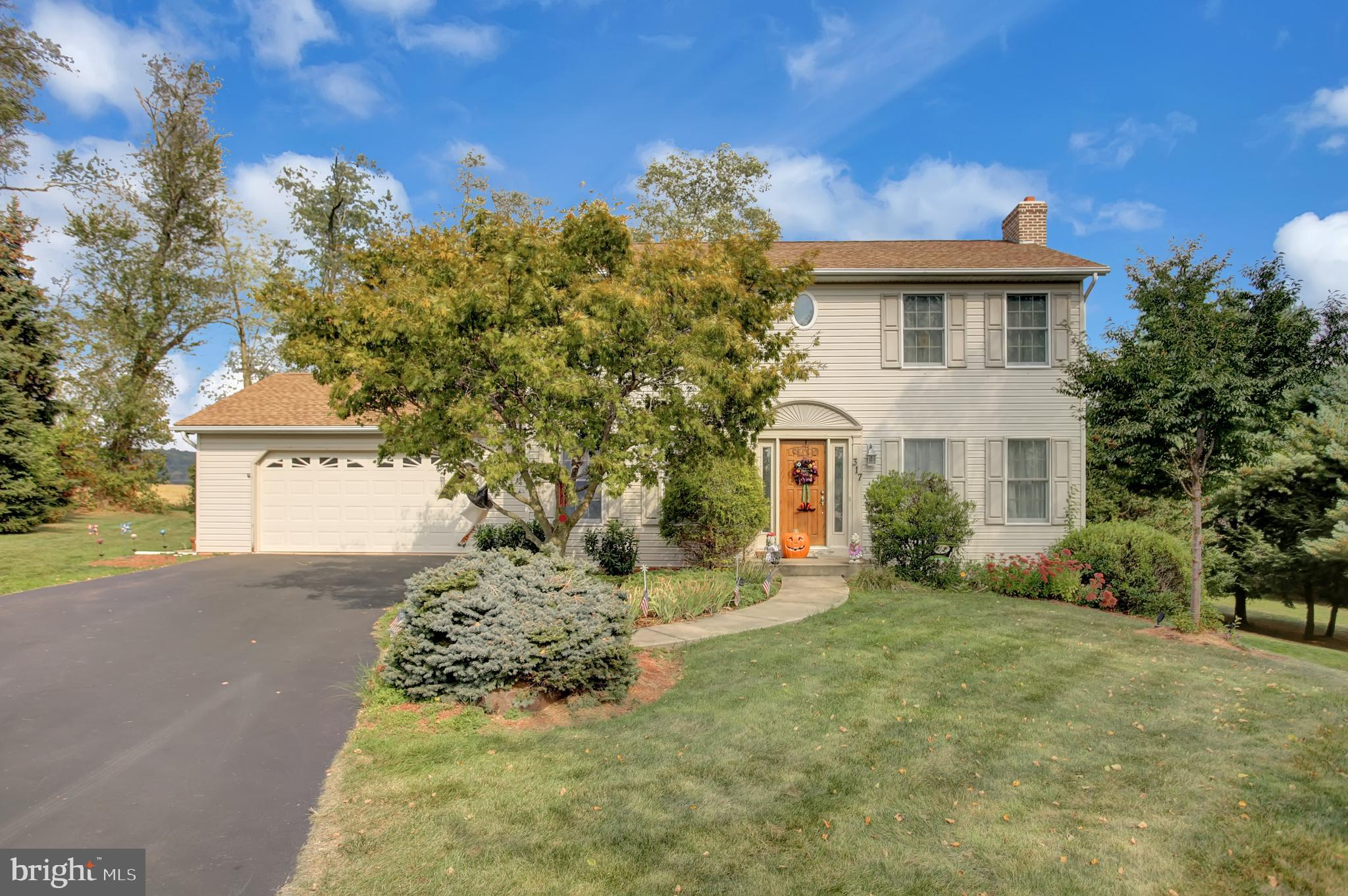317 LEWISBERRY COURT, LEWISBERRY, PA 17339