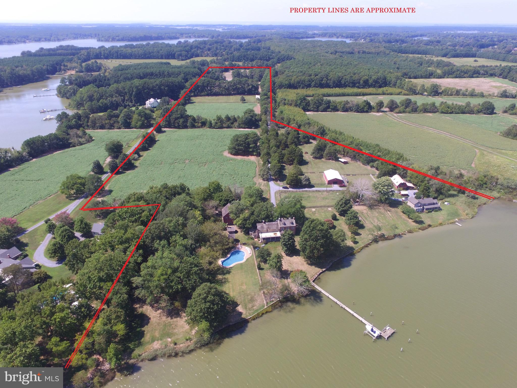 8195 CHURCH NECK ROAD, SAINT MICHAELS, MD 21663