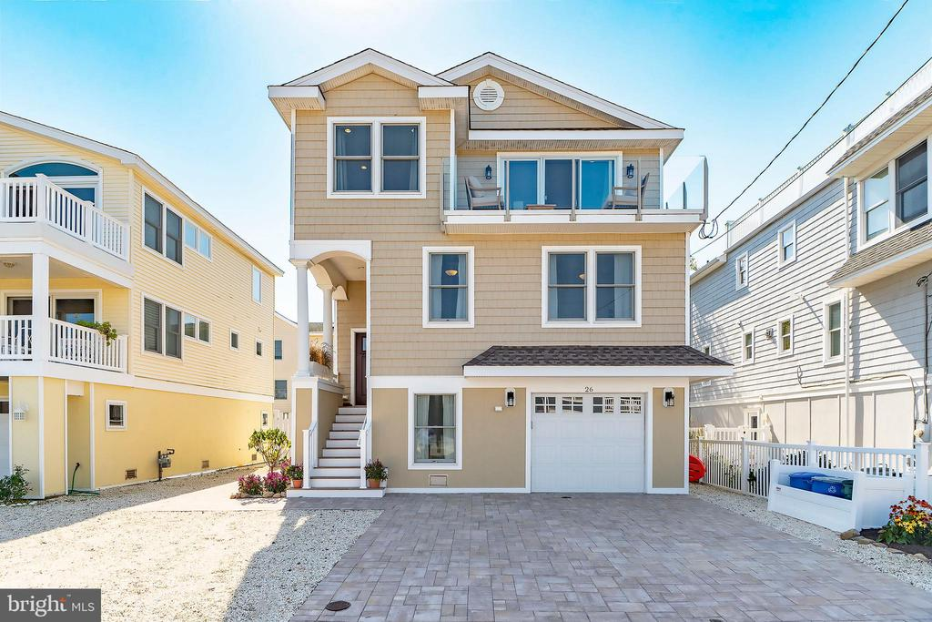 26 W NEW YORK AVENUE, Long Beach Island in OCEAN County, NJ 08008 Home for Sale