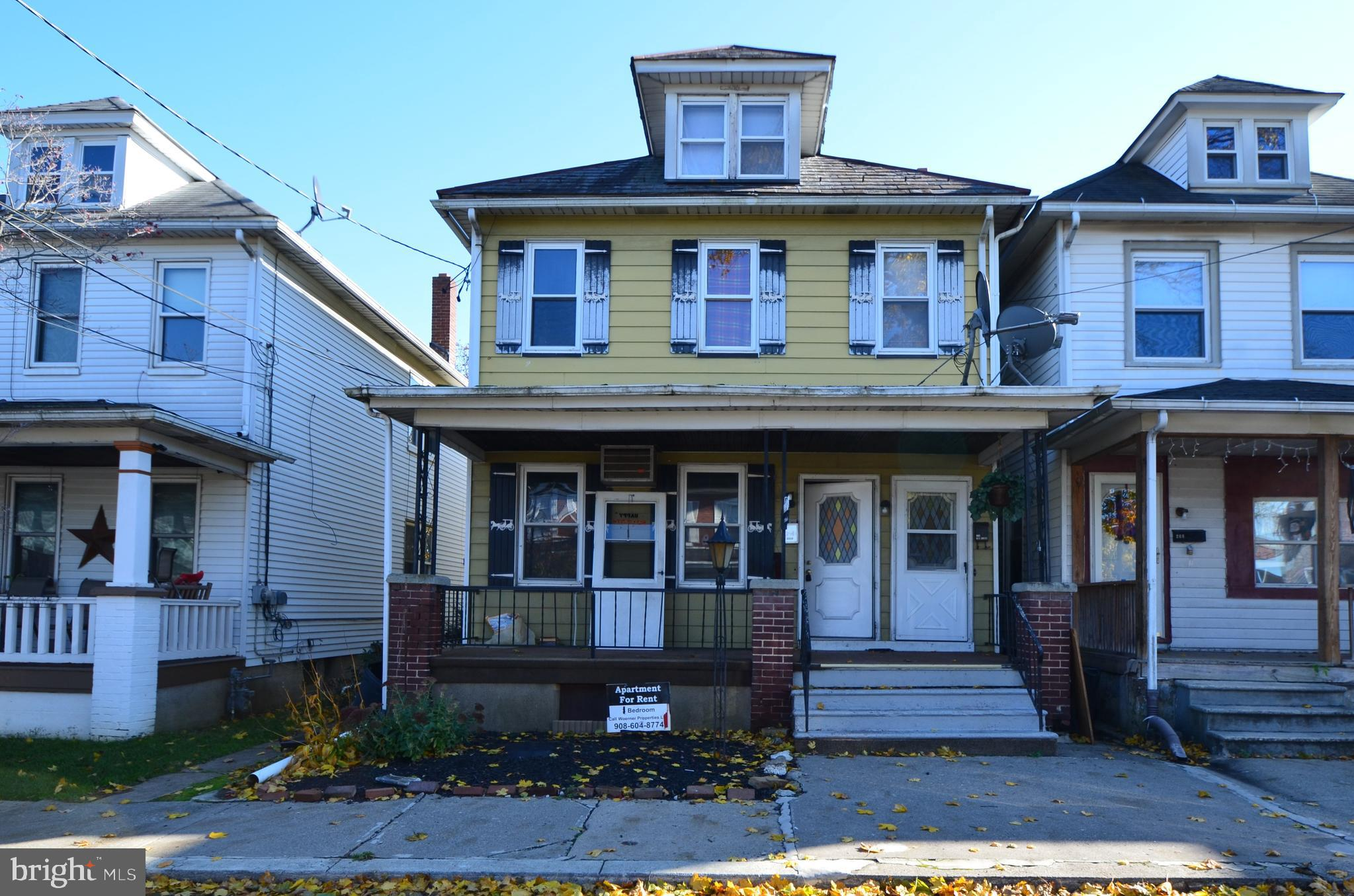 270 IRWIN STREET, PHILLIPSBURG, NJ 08865