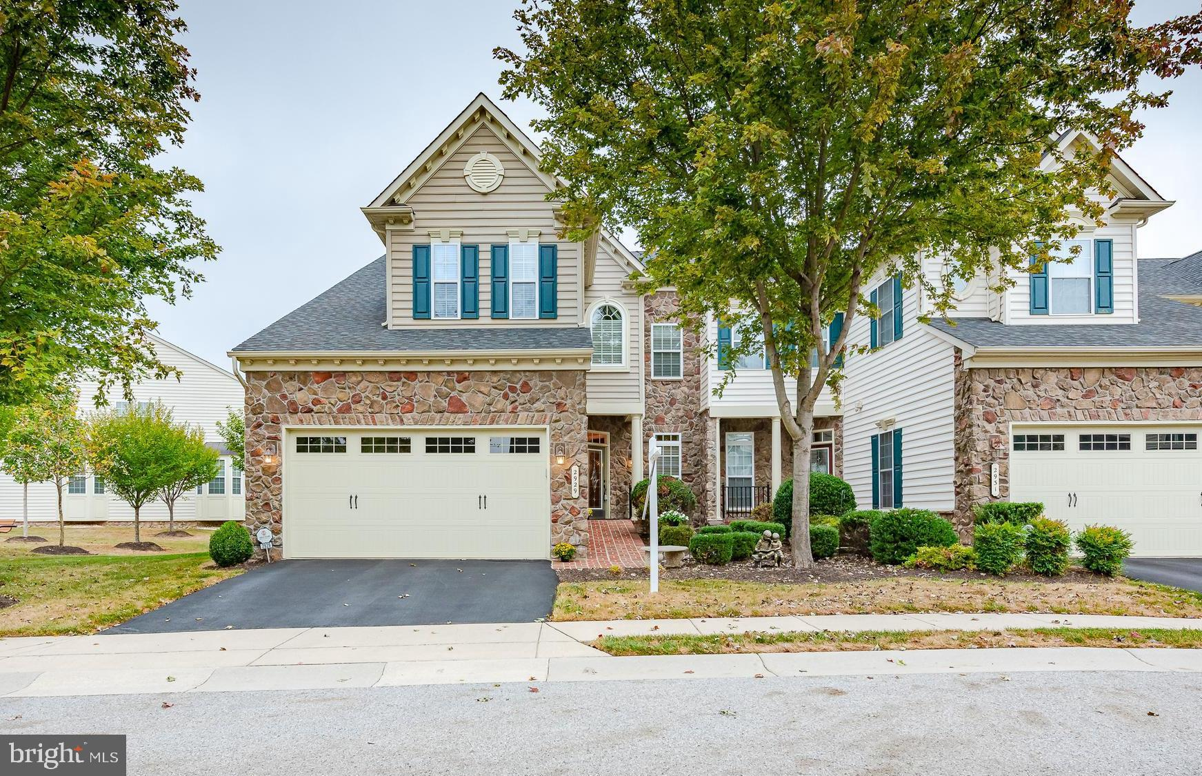 2929 EVENING DEW DRIVE 102, WOODSTOCK, MD 21163