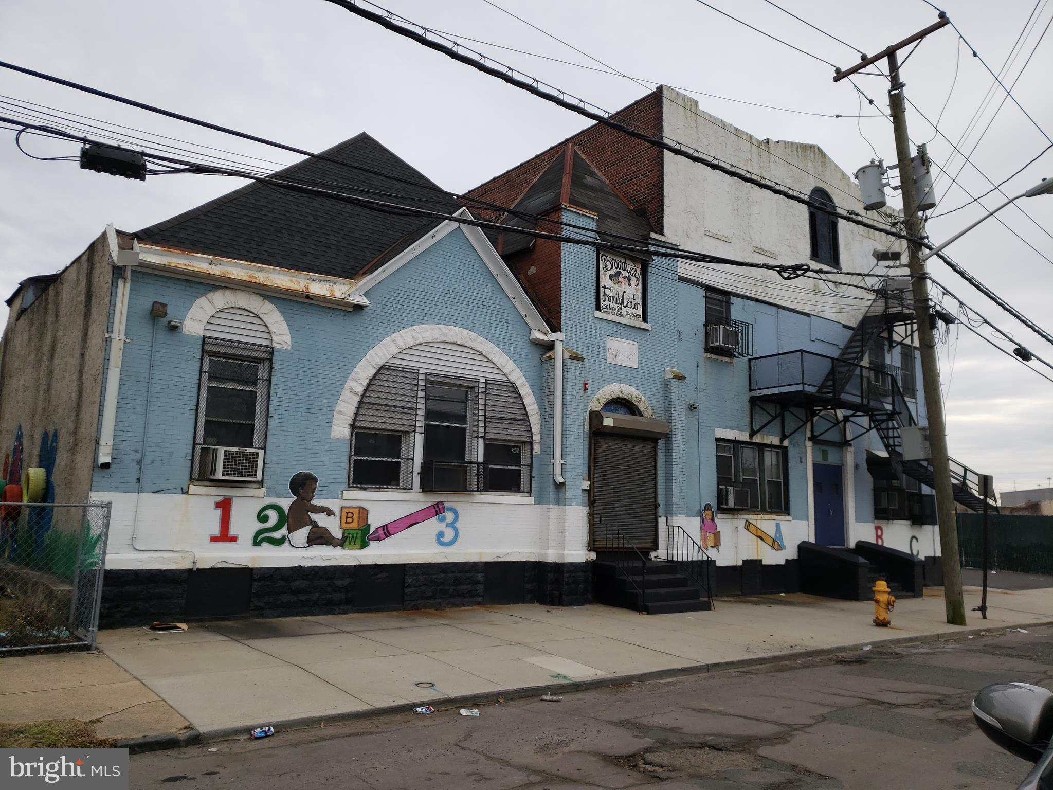 246 LINE STREET, CAMDEN, NJ 08103