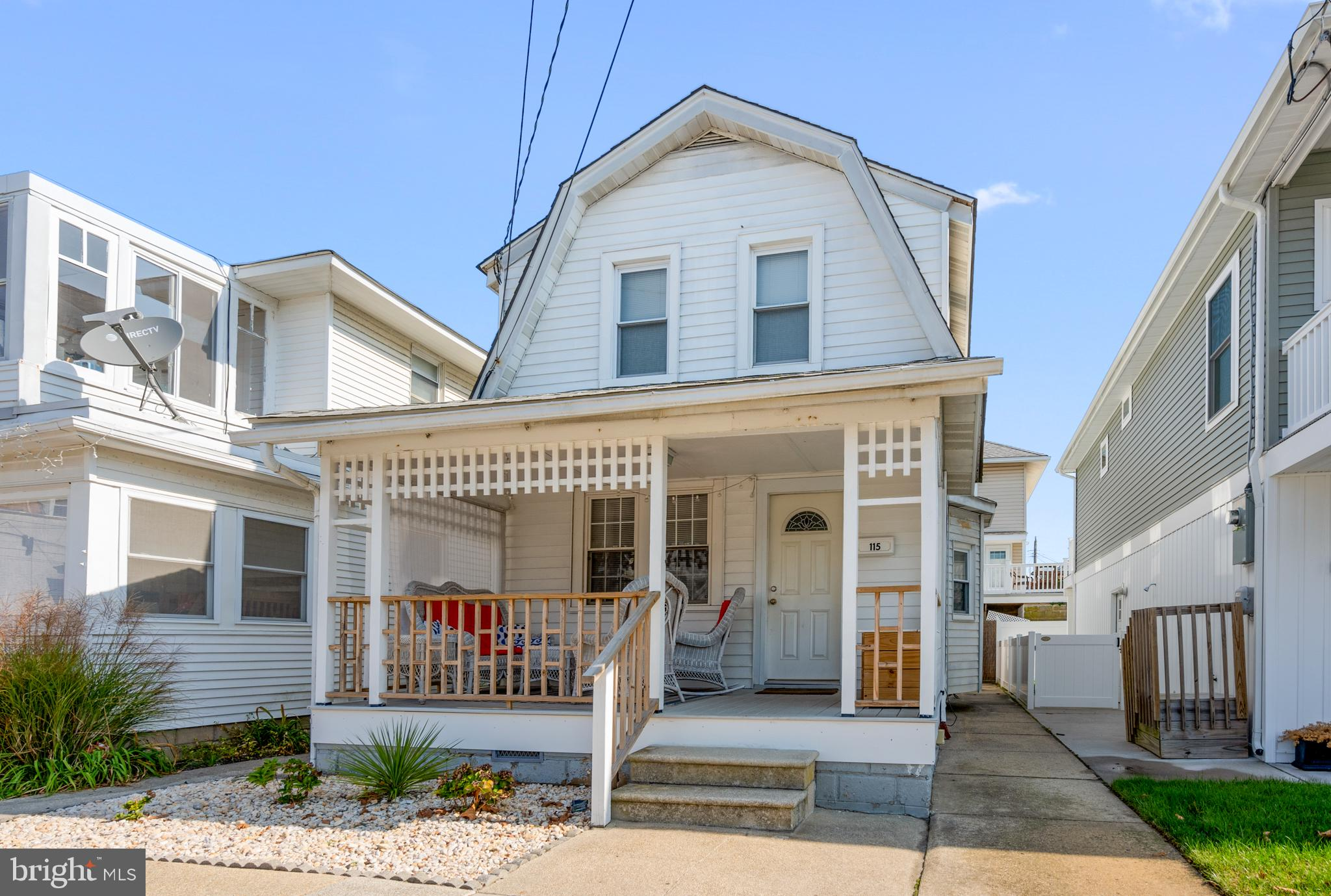 115 N PORTLAND AVENUE, VENTNOR CITY, NJ 08406