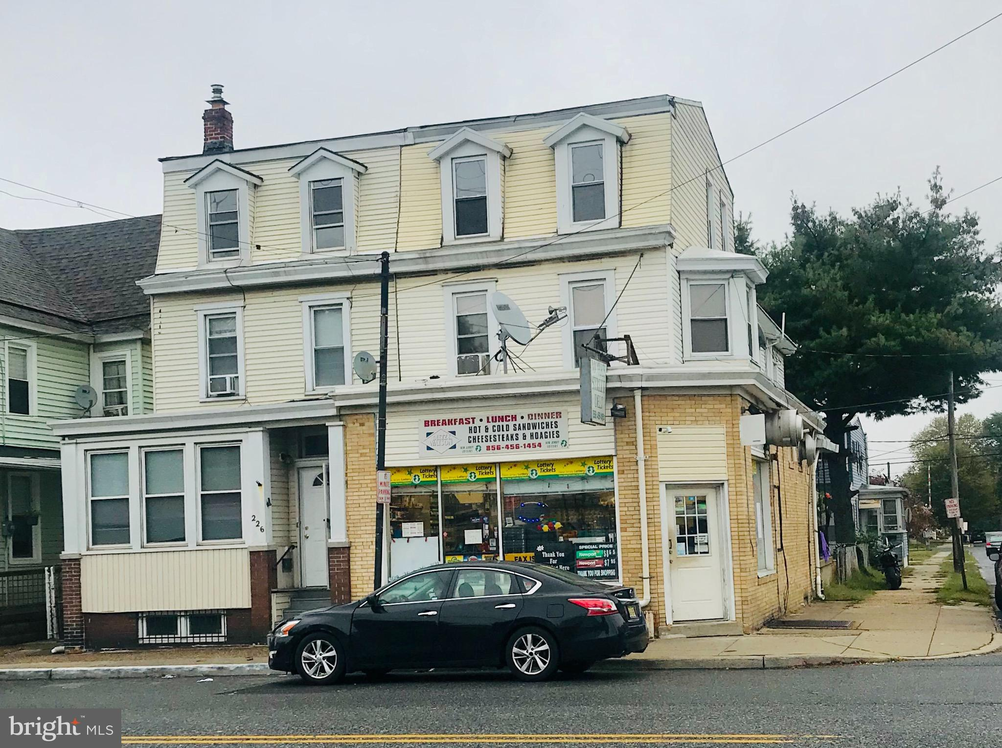 224 N BROADWAY, GLOUCESTER CITY, NJ 08030