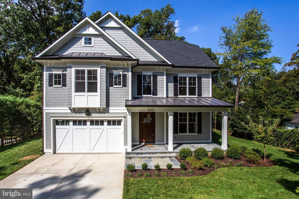 Custom home built by award winning Carter, Inc in Massachusetts Avenue Forest! Rarely available massive 13,741 sq. ft. lot! Private back yard and luxury finishes throughout. Days On Market reflect time under construction