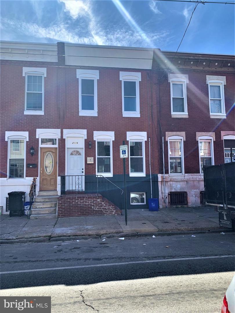 2116 Tasker Street Philadelphia, PA 19145
