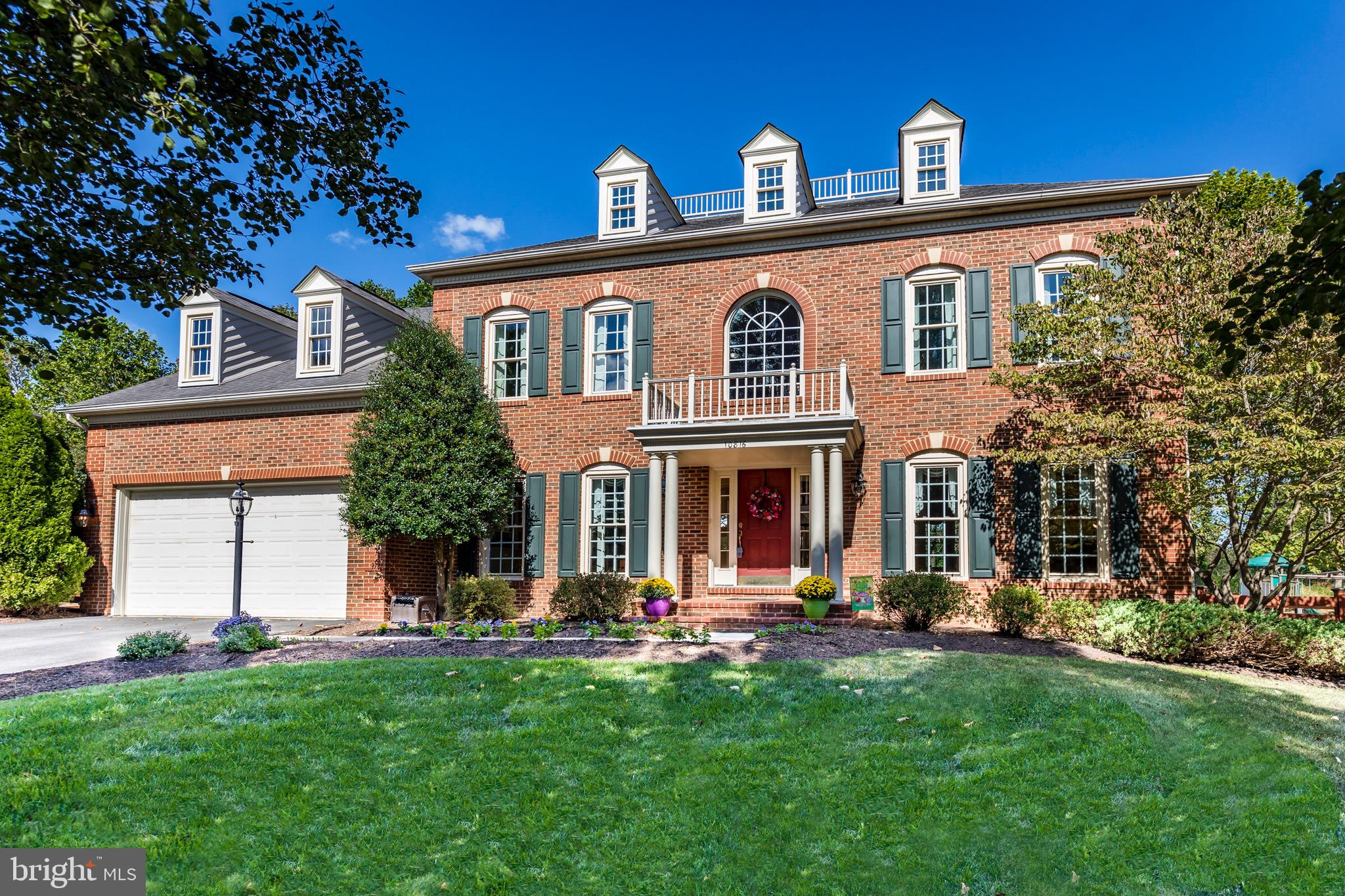 10816 YELLOW DAHLIA DRIVE, WOODSTOCK, MD 21163