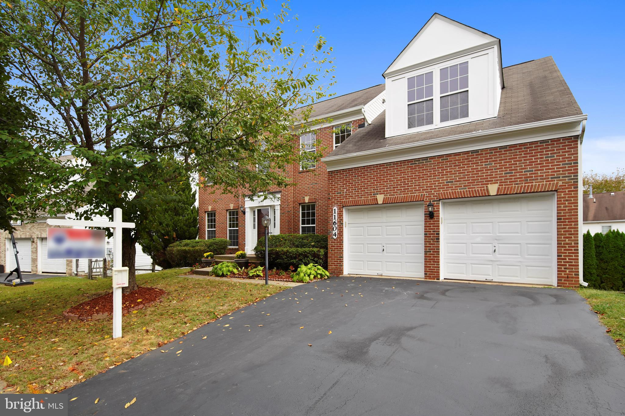 11604 TALL PINES DRIVE, GERMANTOWN, MD 20876