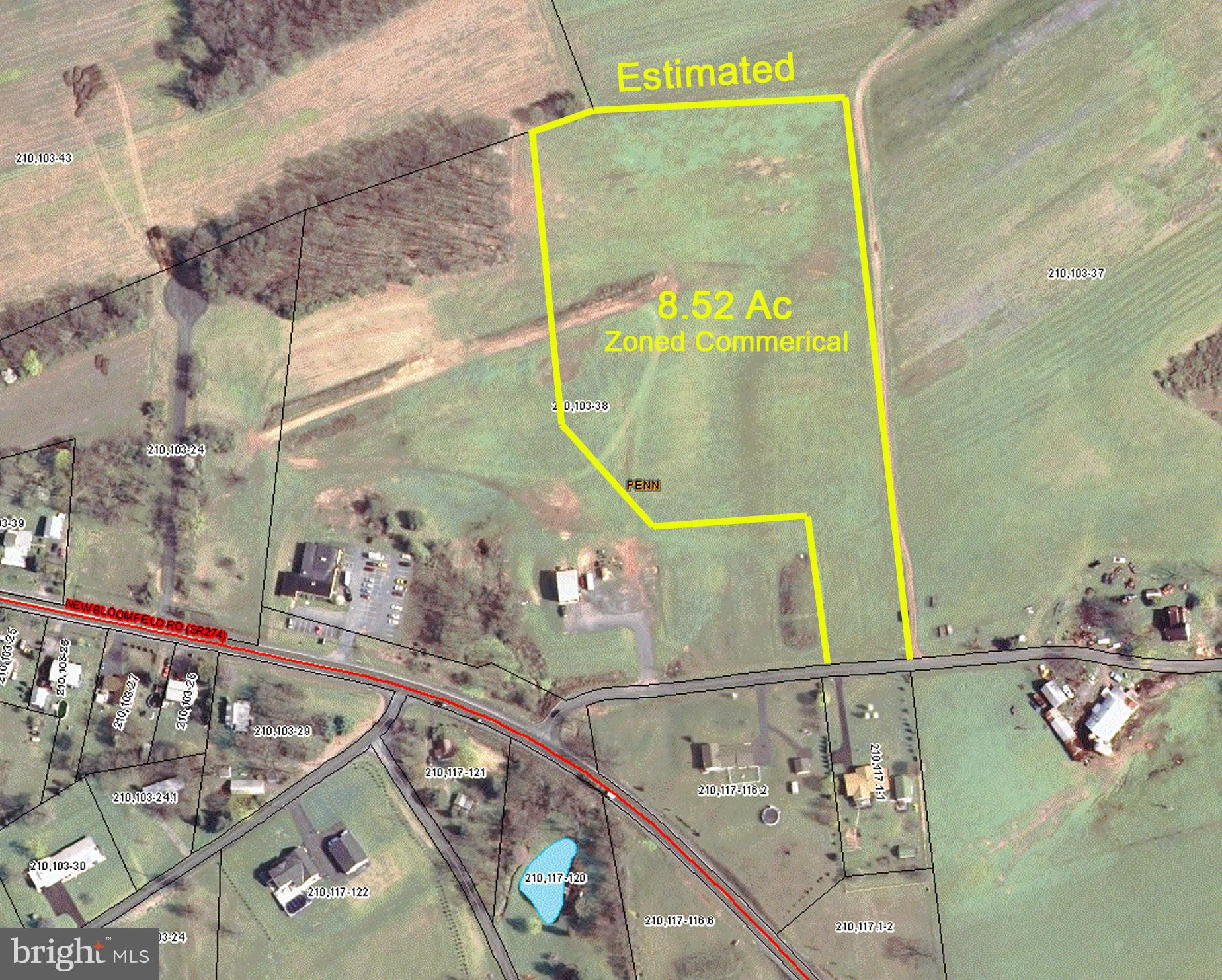0 FACULTY ROAD, DUNCANNON, PA 17020