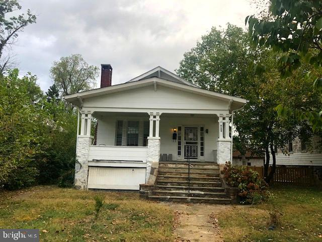 "Perfect property for owner occupant or investor.  Previously rented property which shows well but is sold in ""as is"" condition. Exterior side staircase to 2nd floor for possible conversion to 2 units.  Need 24 notice to view property due to previous tenant still having some items in basement."