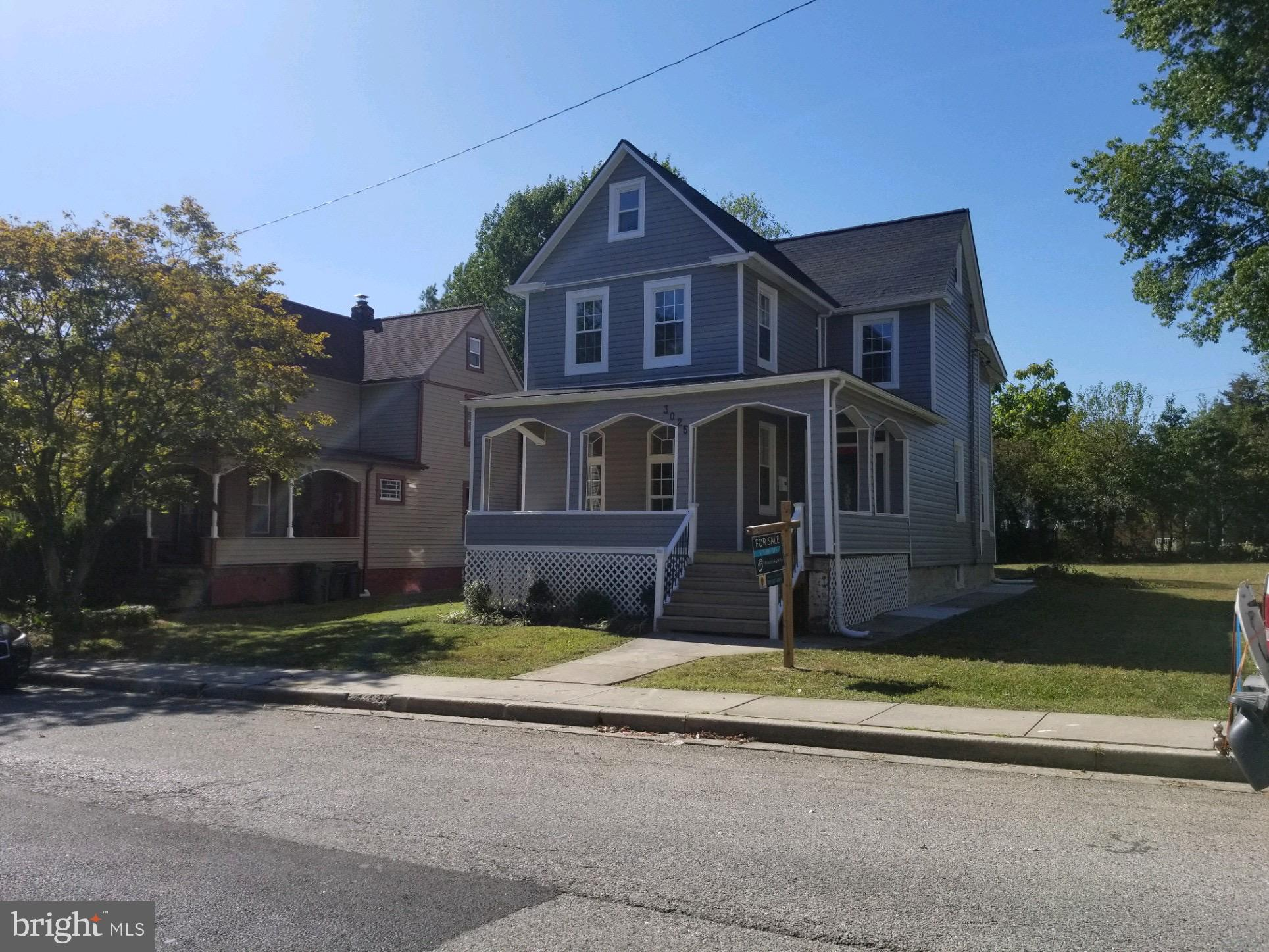 3025 MARY AVENUE, BALTIMORE, MD 21214