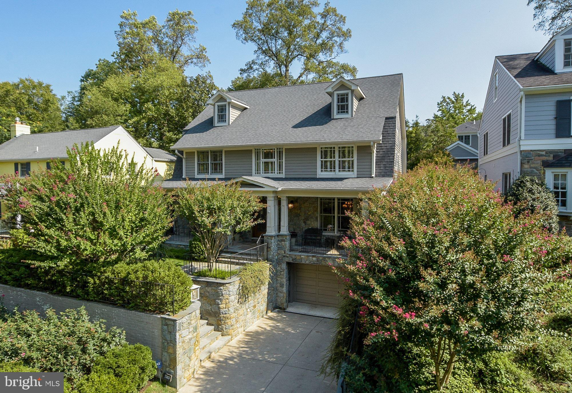 7313 MAPLE AVENUE, CHEVY CHASE, MD 20815