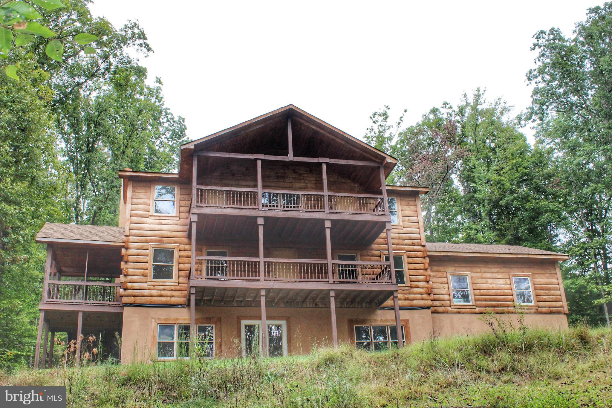 670 BEND OF THE RIVER LAN LANE, LOUISA, VA 23093