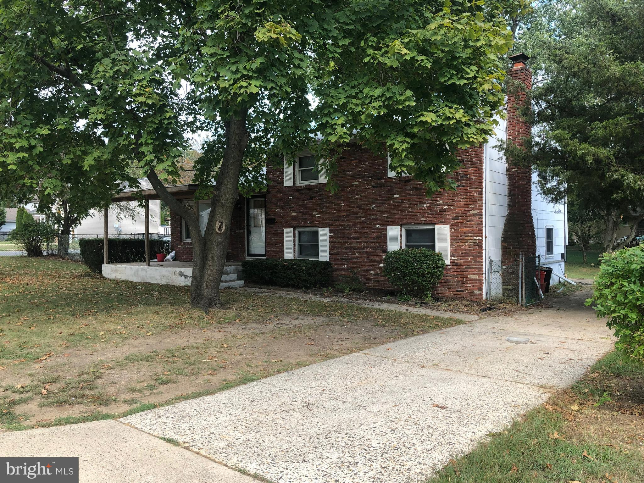 301 S CHARLESTON AVENUE, LAWNSIDE, NJ 08045