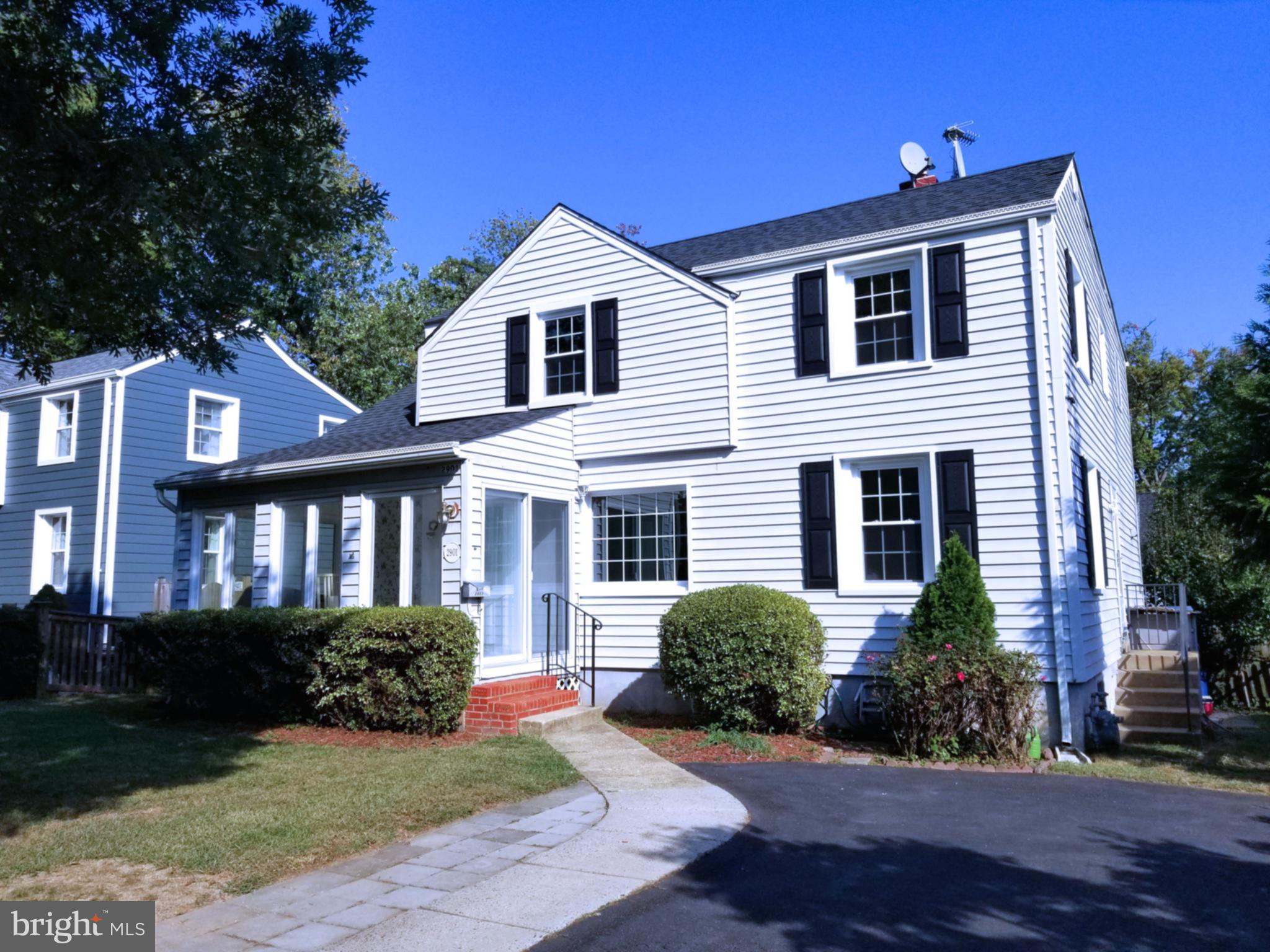 2901 CHERRY STREET, FALLS CHURCH, VA 22042