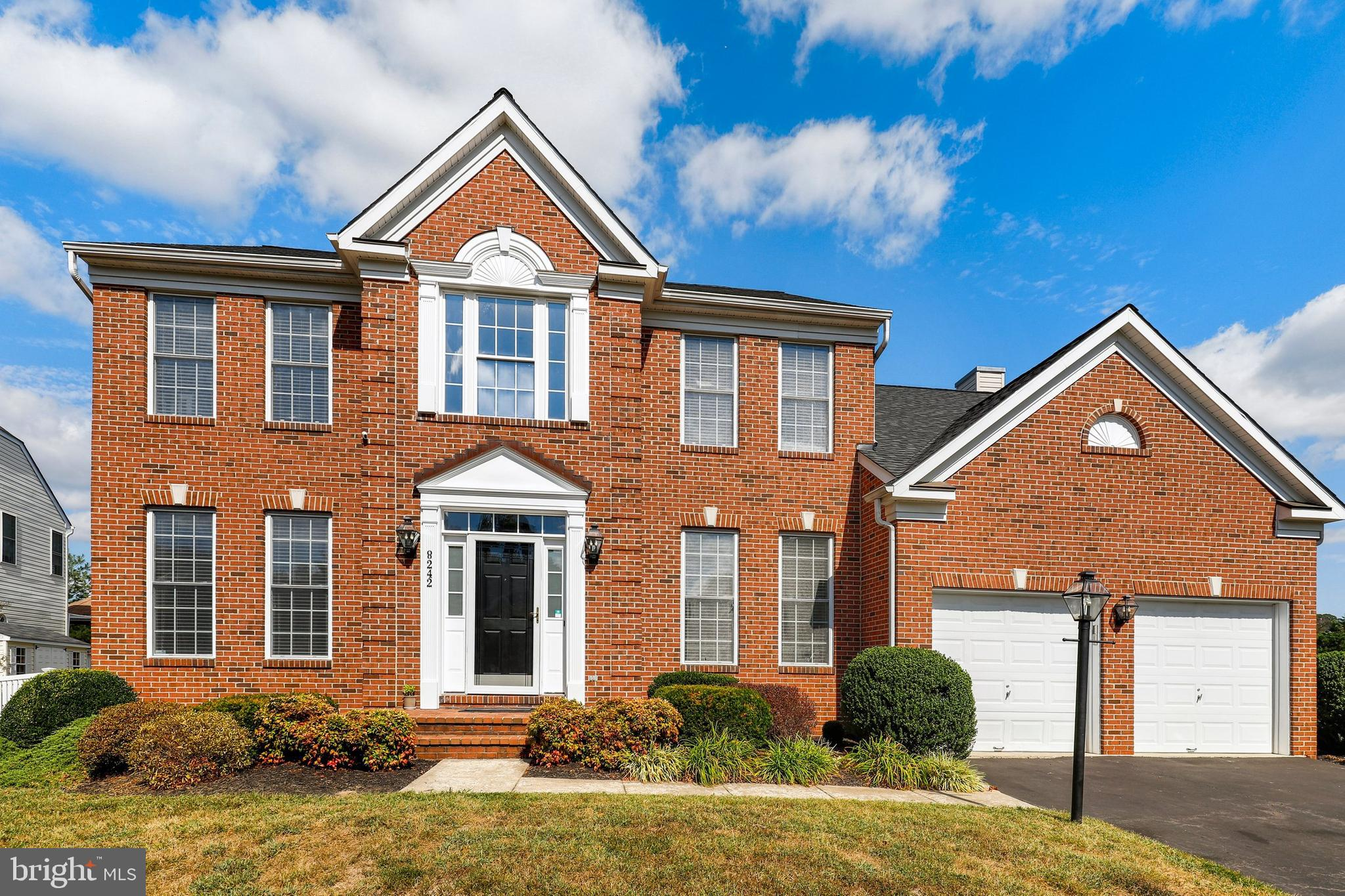 8242 HORTONIA POINT DRIVE, MILLERSVILLE, MD 21108