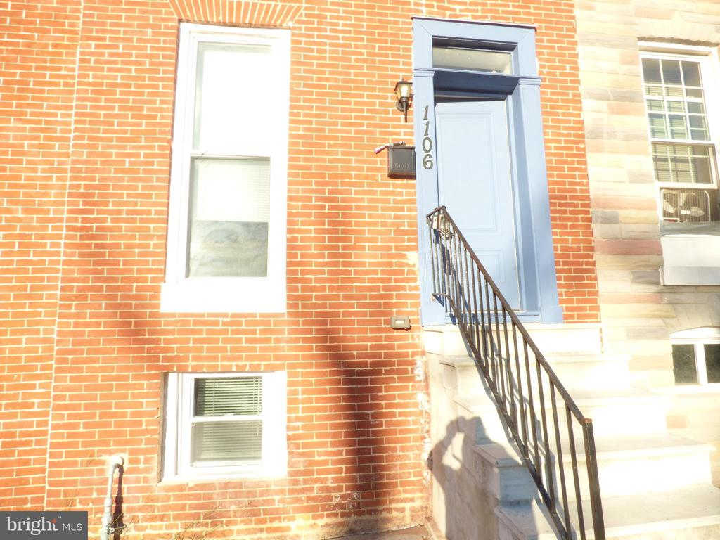 MOTIVATED SELLER Says must go. Your Home Awaits!!!!! Come Home to a newly refurbished classic Baltimore City Row House in Oliver. Enjoy all the comforts of home in this beautiful refinished gem in a desirable community. The home has load of attributes, featuring 3 bed 2 bath, large fenced rear yard with a patio perfect for entertaining. The finished basement serves a teenage en-suite. Home features an open floor plan, central air, stainless steel appliances, hardwood flooring and upper bedroom vaulted ceilings. The open floor plan flows inward a custom kitchen with granite countertops and island. Conveniently stroll to Johns Hopkins Medical Campus. This property is situated in the Hopkins Encashment Area and qualifies for over 25k in Grants. Did I mention MOTIVATED SELLER