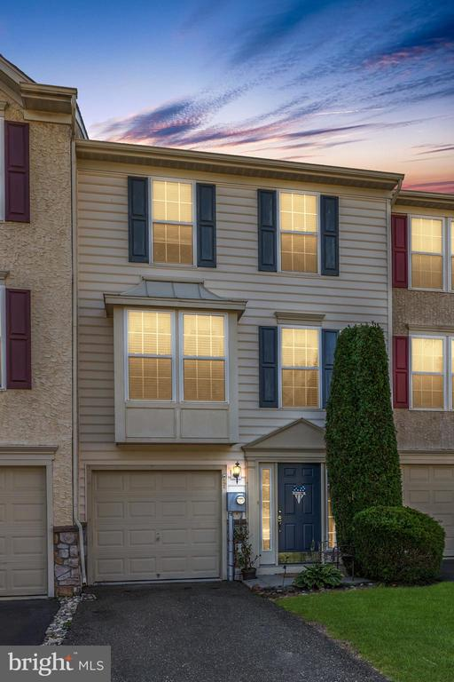Open and inviting, you'll love this beautiful townhome in East Coventry Township.  Inside you will find a well-designed 3 bedroom, 2.5 bath home with all the space you need to live your best life. Your tour starts in the foyer. Straight across from the front door is your living room with a slider that leads to the backyard. On the main living level, you will find your kitchen. This spacious area features young appliances and a convenient island that will quickly become your favorite place to have your morning coffee. Across from the kitchen is an eat in area that can fit a full dining room table, and around the corner is the perfect place to set up your home office. Large windows on this level keep the entire floor sunny and cheerful all day long. Upstairs are your bedrooms, including a large master suite. And your master bath even has a great soaking tub that will help you rest and unwind after a long day. On top of all this you will be in the great Owen J. Roberts School District and just a short drive from Ellis Woods Park, Schuylkill River Trails, Philly Premium Outlets. Also access to major highways including 422 and 100. Call today and schedule your private tour!