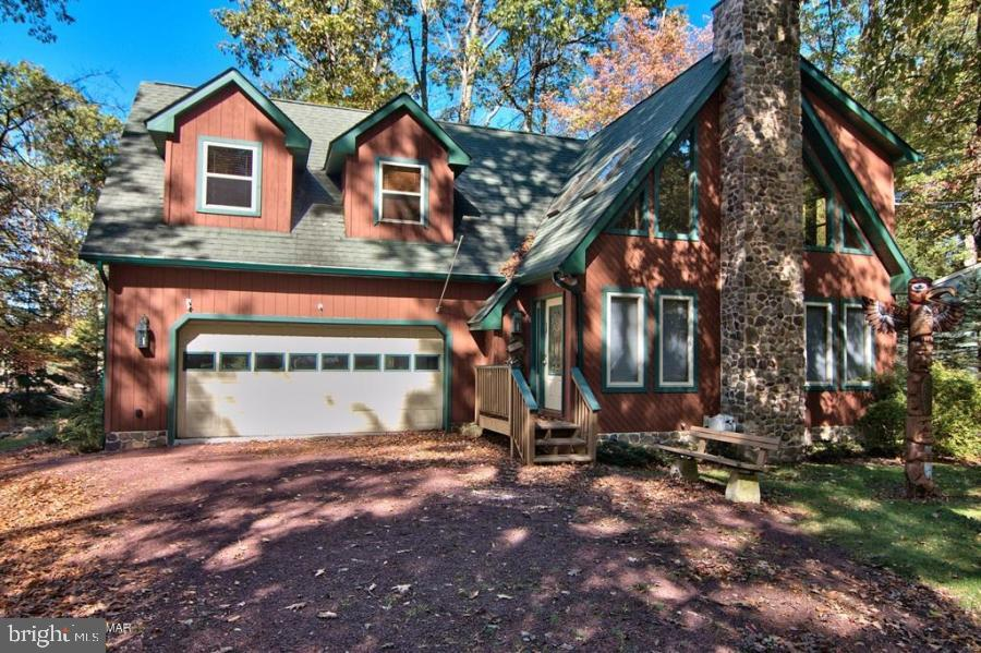 5 SASSAFRAS ROAD, LAKE HARMONY, PA 18624