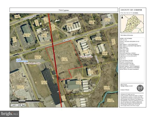 Lot/Land for sale Kennett Square, Pennsylvania