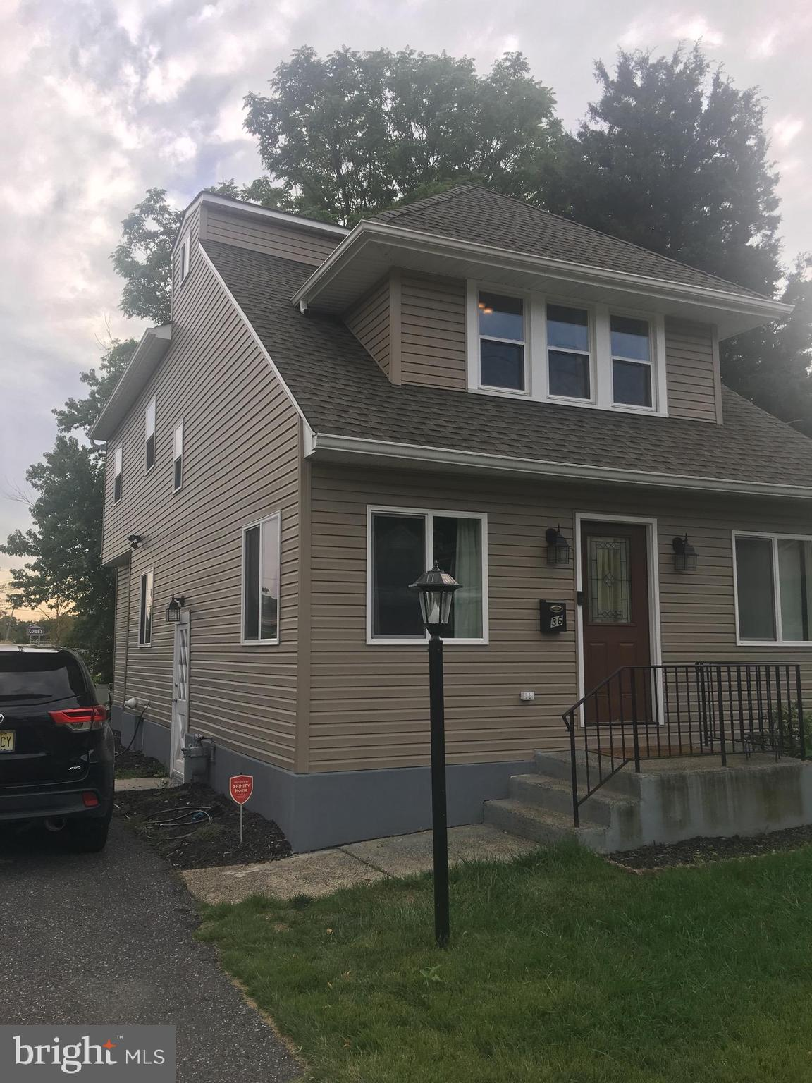 36 W CHARLESTON AVENUE, LAWNSIDE, NJ 08045