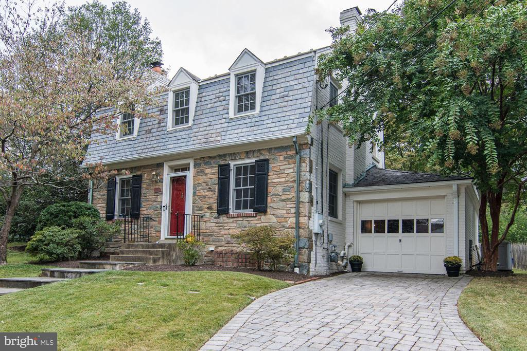 BACK ON MARKET!  Beautifully renovated with a new kitchen, beautiful hardwood floors, recessed lighting, media room w/ equipment & speakers and a great backyard on a quiet street in sought after Chevy Chase, MD. Walk to restaurants, shopping, grocery, parks and playgrounds.  Montgomery County School district.  This quiet street offers fun neighborhood events and gatherings in this lovely sidewalk community.