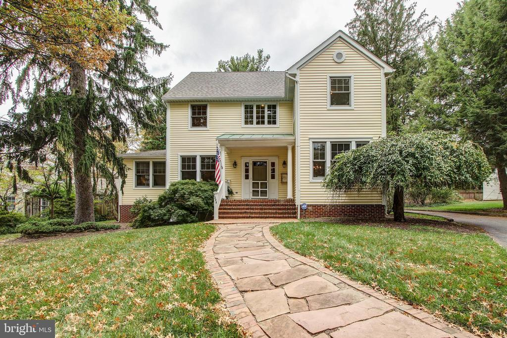 This 4-bedroom 3.5-bathroom home is absolutely delightful. While it provides an unparalleled capacity for luxury, it also remains cozy, comfortable, and inviting. This home hosts a modern kitchen with stainless steel appliances, butler~s pantry, a spacious dining area, and a formal sitting room. The expansive living space includes a fireplace, as well as an extra recreation space perfect for a child~s play area. The 1st floor also includes a bedroom with a full bathroom. Upstairs, you will find the spacious master bedroom with sitting area, dual walk-in closets, and a gorgeous spa-like bathroom. The upstairs is also home to two additional bedrooms with a shared hallway full bathroom, and a separate living space perfect for studying and doing homework. The lower level offers extensive storage space, a workshop area, and a dedicated space for laundry. This impeccable home holds an enormous amount of potential, and it is ready to help you carry out your dreams.