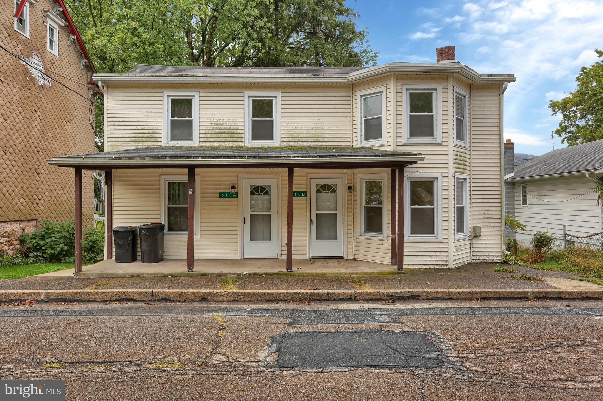 610 ERIE STREET, DAUPHIN, PA 17018