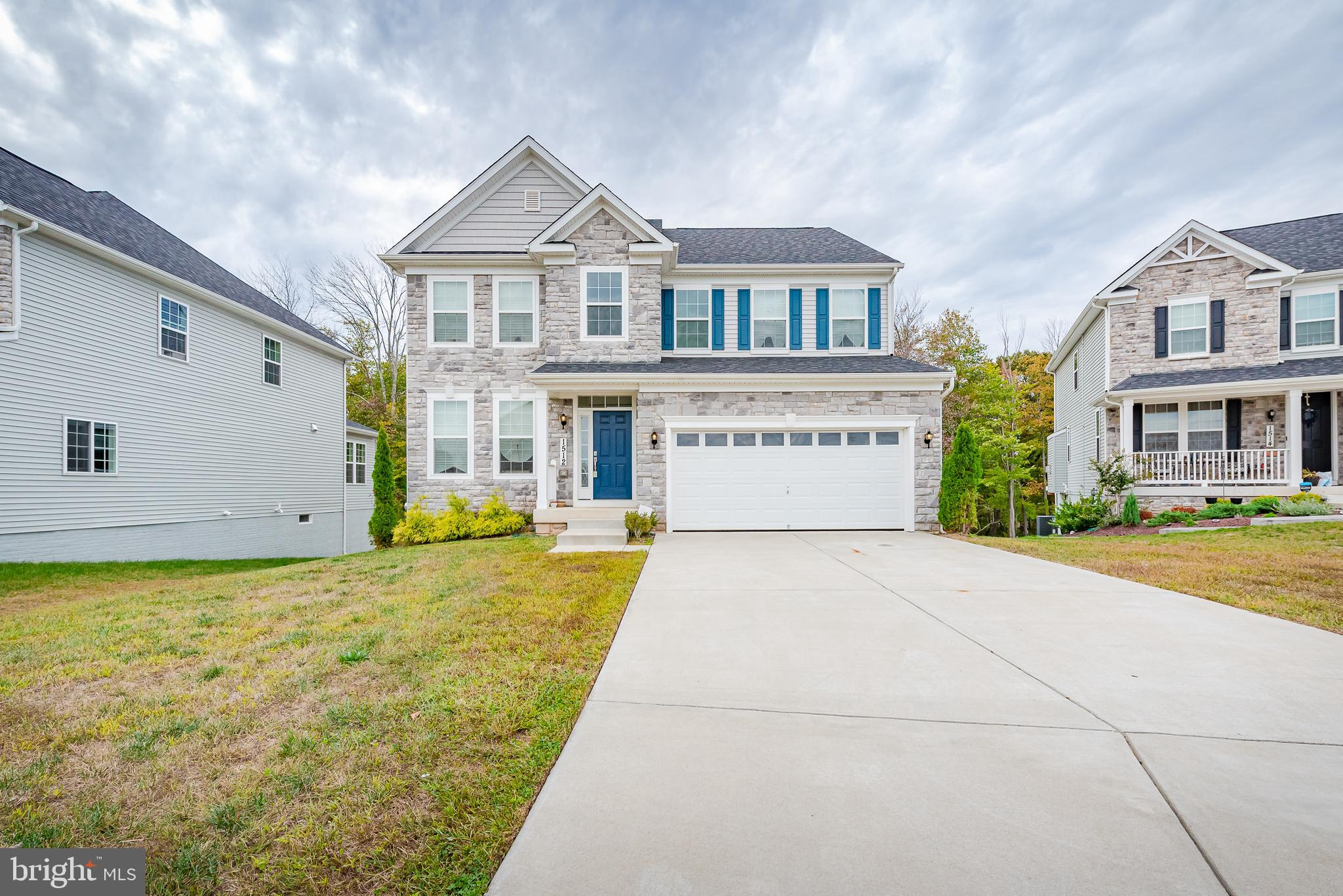 1512 TOUCHARD DRIVE, CATONSVILLE, MD 21228
