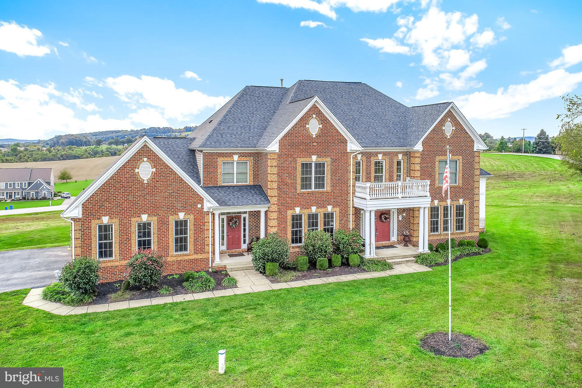 2 CAMELOT LANE, WRIGHTSVILLE, PA 17368