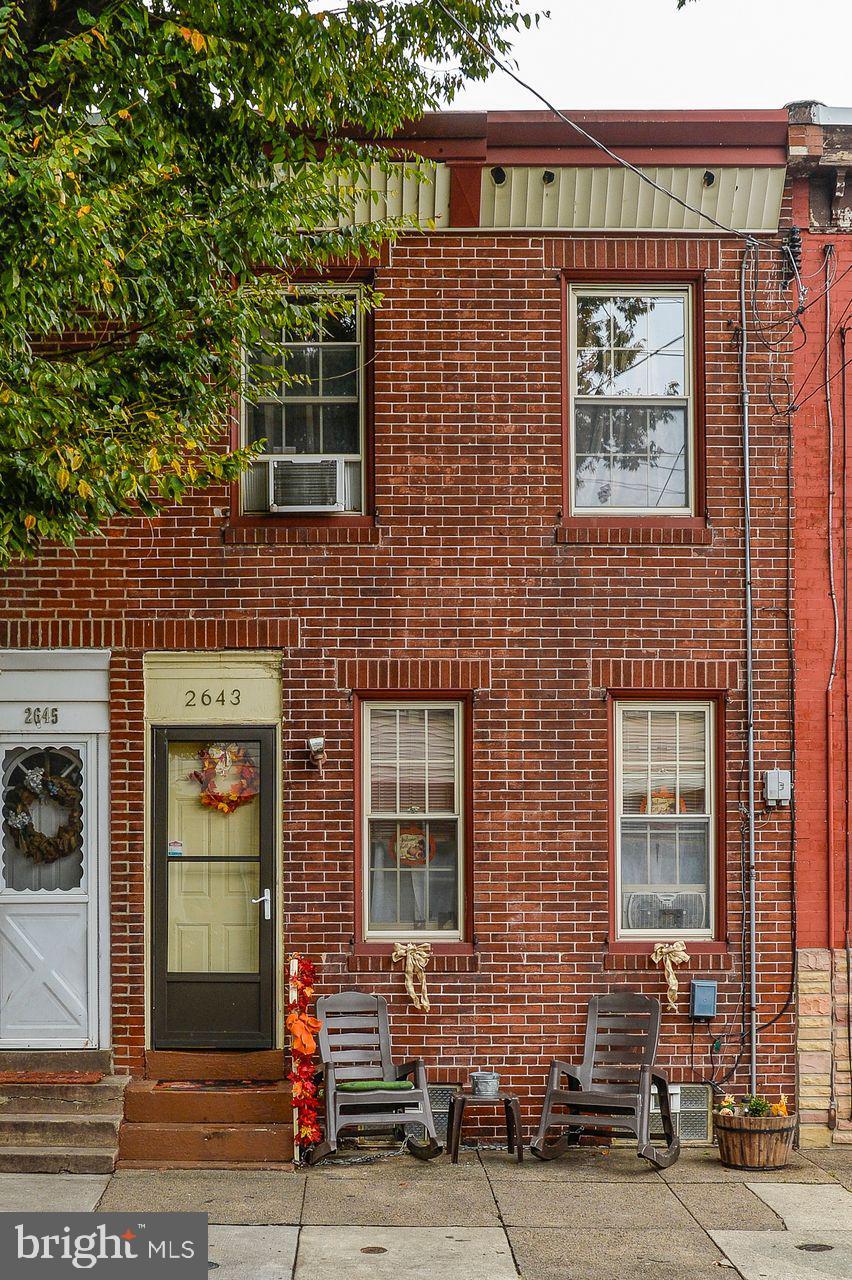 2643 EDGEMONT STREET, PHILADELPHIA, PA 19125