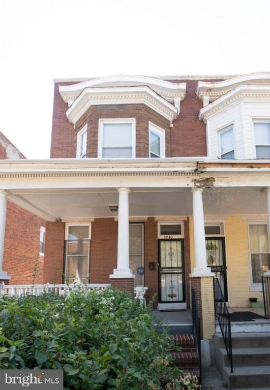 "List price to be opening bid.  Auction to be held on the premises and online simulcast Friday, October 25th @ 12:30pm. Semi-Detached Brick Porchfront Home in the ""Towanda Park"" Neighborhood Of Baltimore City.  Improved by a 2 bedroom plus bonus room, 2 full bath semi detached home. Currently rented for $1,100 monthly.   Features include fenced in backyard, full bath onmain level, replacement windows and much more!"