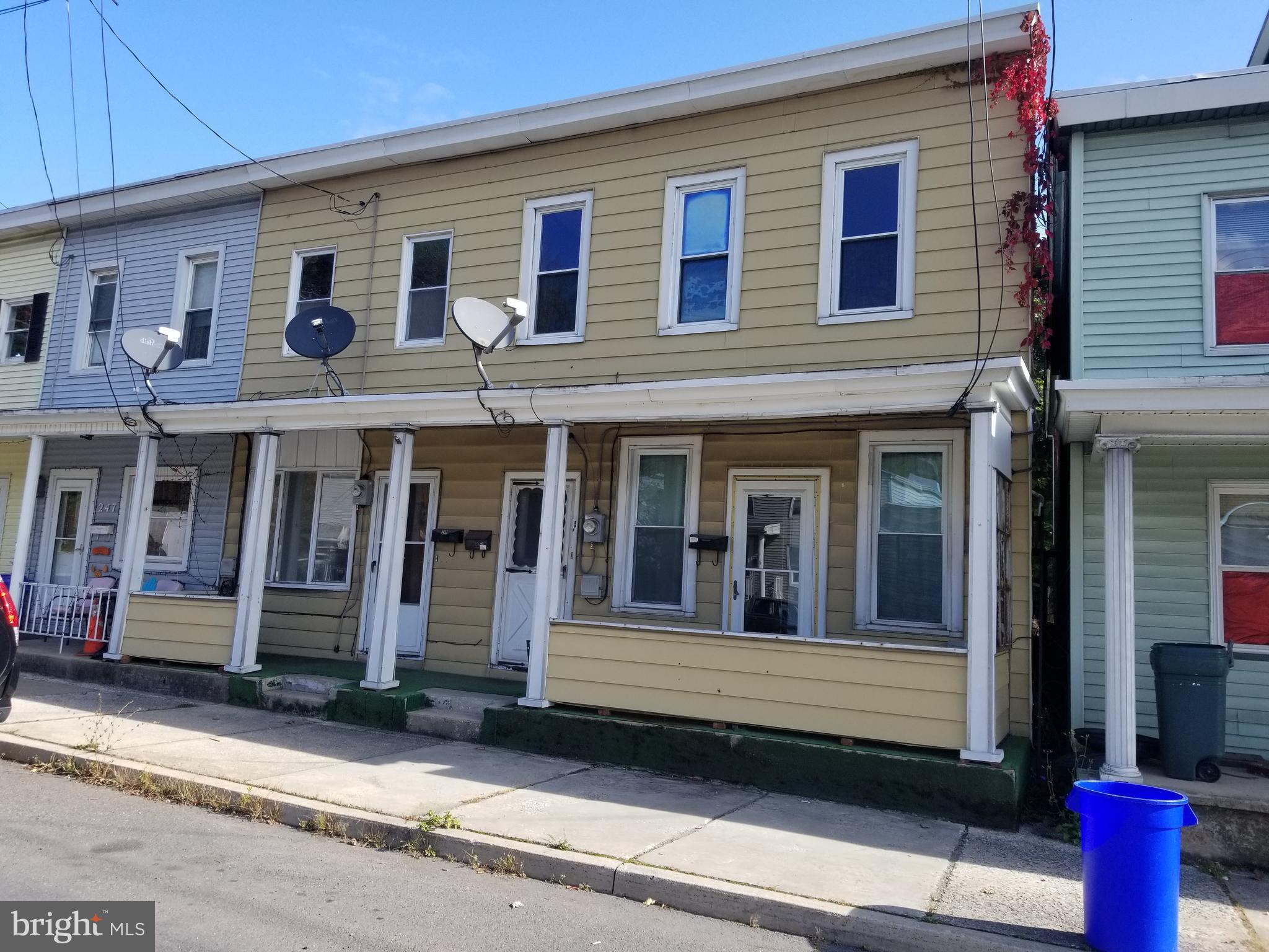 245 N 2ND STREET, SAINT CLAIR, PA 17970