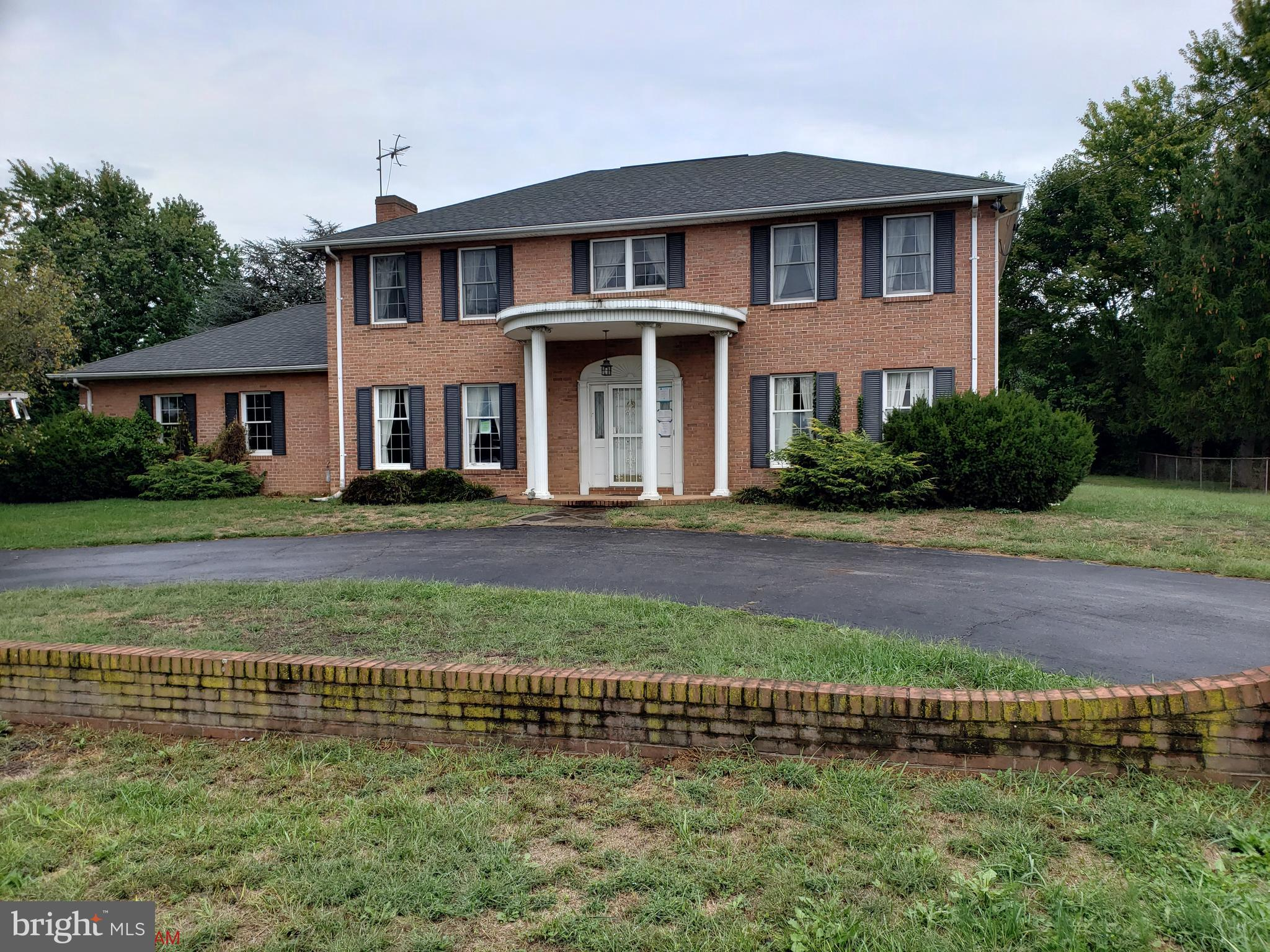 Well maintained and very well built colonial.  This home has 2 master suites with one being on the main level, six bedrooms total with 3.5 baths. Separate Living Room, Dining Room , and Family room w/ fireplace, there is a laundry closet on the main floor. The basement is partially finished for additional entertaining space. Nice above ground Pool. The 2 car garage and paved driveways provide plenty of space for parking.