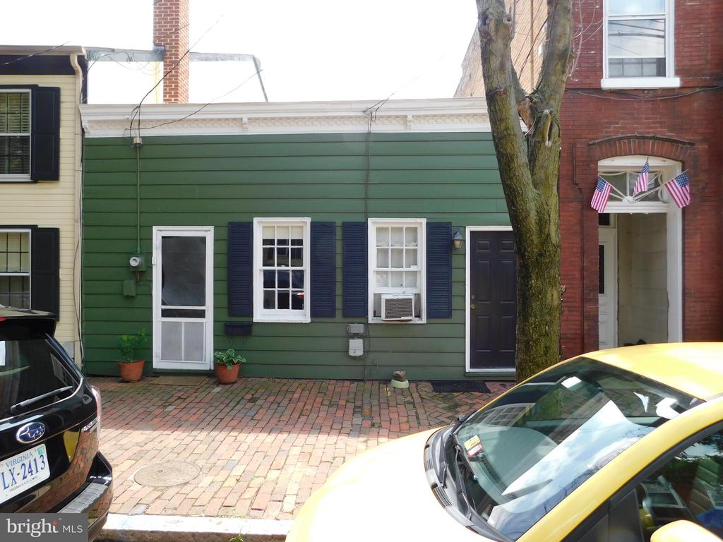 Builable lot in Old Town.  Great property with lots of potential Located in the heart of Old Town, this property is currently divided into 2 units.  They are currently rented for $1,300.00 and $1,350.00 per month.  The leases are month to month.         Options for the property:       1. Keep the property rented for now and hold for long term investment.       2. Build a new single family home.  We have drawings completed to tear down the existing house and build a four level single family home.  The plans will need to be updated for code changes.  The VAR has previously approved the demolition of existing house and construction of new home but the approval has expired so the VAR will have to approve again.     Divide the unit into condos.  We already have the drawings completed for this.  The legal work still needs to be completed.  My attorney has started the process but has not completed it yet.