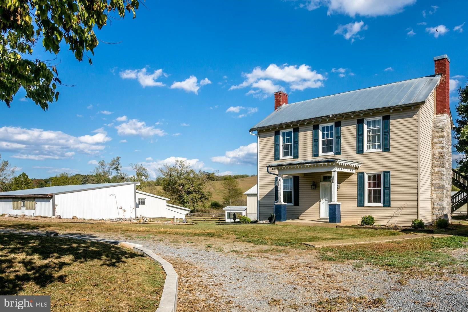 17258 RADERS CHURCH ROAD, TIMBERVILLE, VA 22853