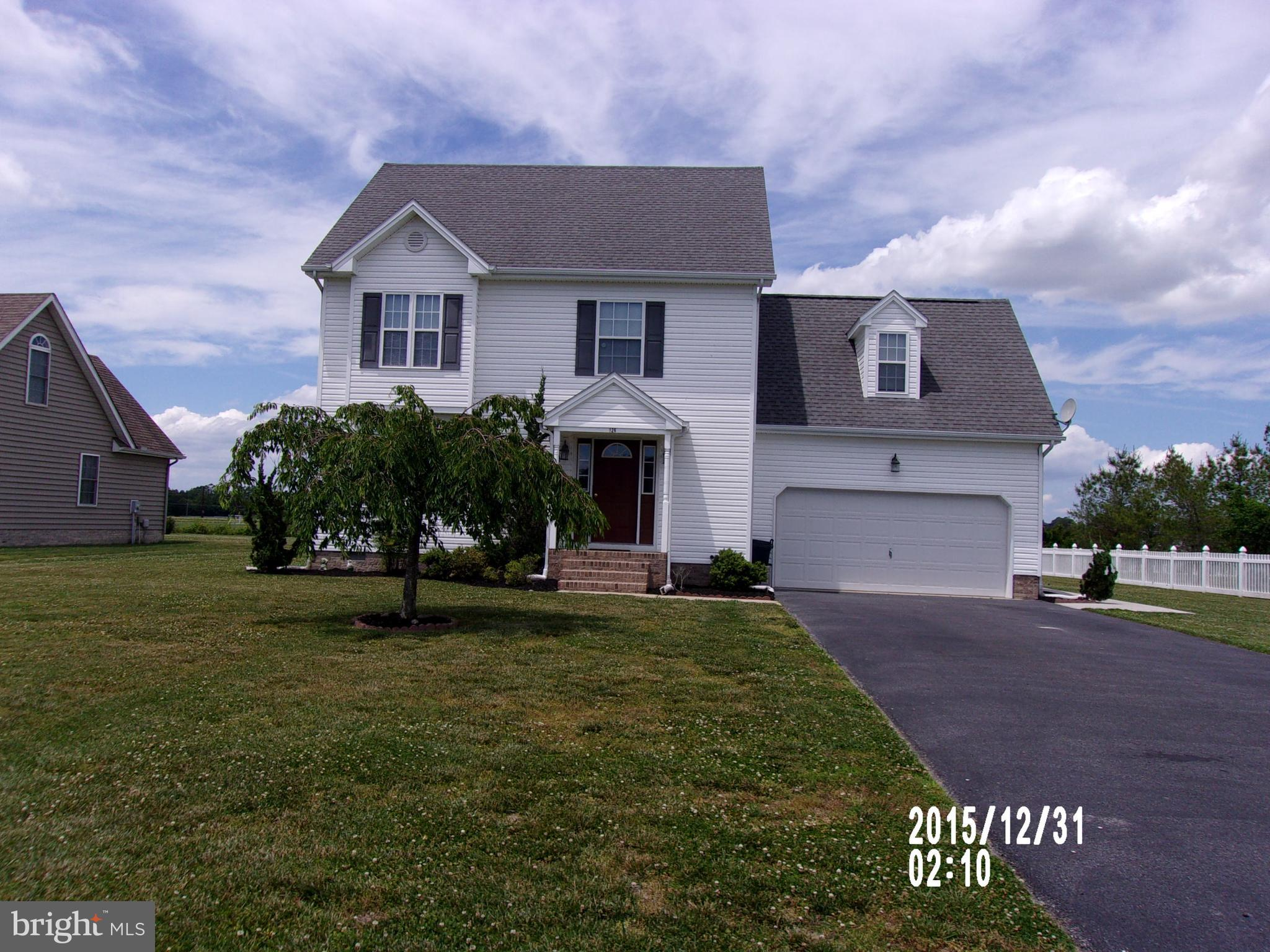 126 NINA Ln, Fruitland, MD, 21826