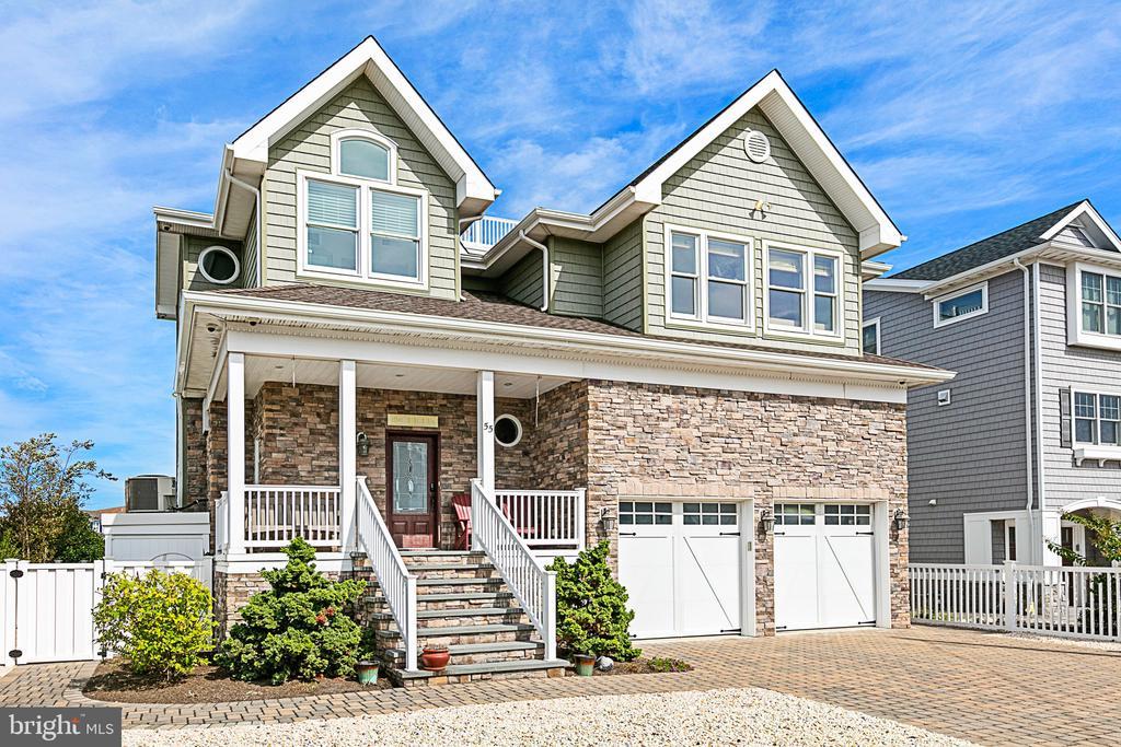 55 W OHIO AVENUE, Long Beach Island in OCEAN County, NJ 08008 Home for Sale