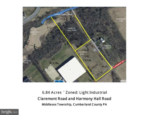 Property for sale at 00 Claremont & Harmony Hall Rd, Carlisle,  Pennsylvania 17015