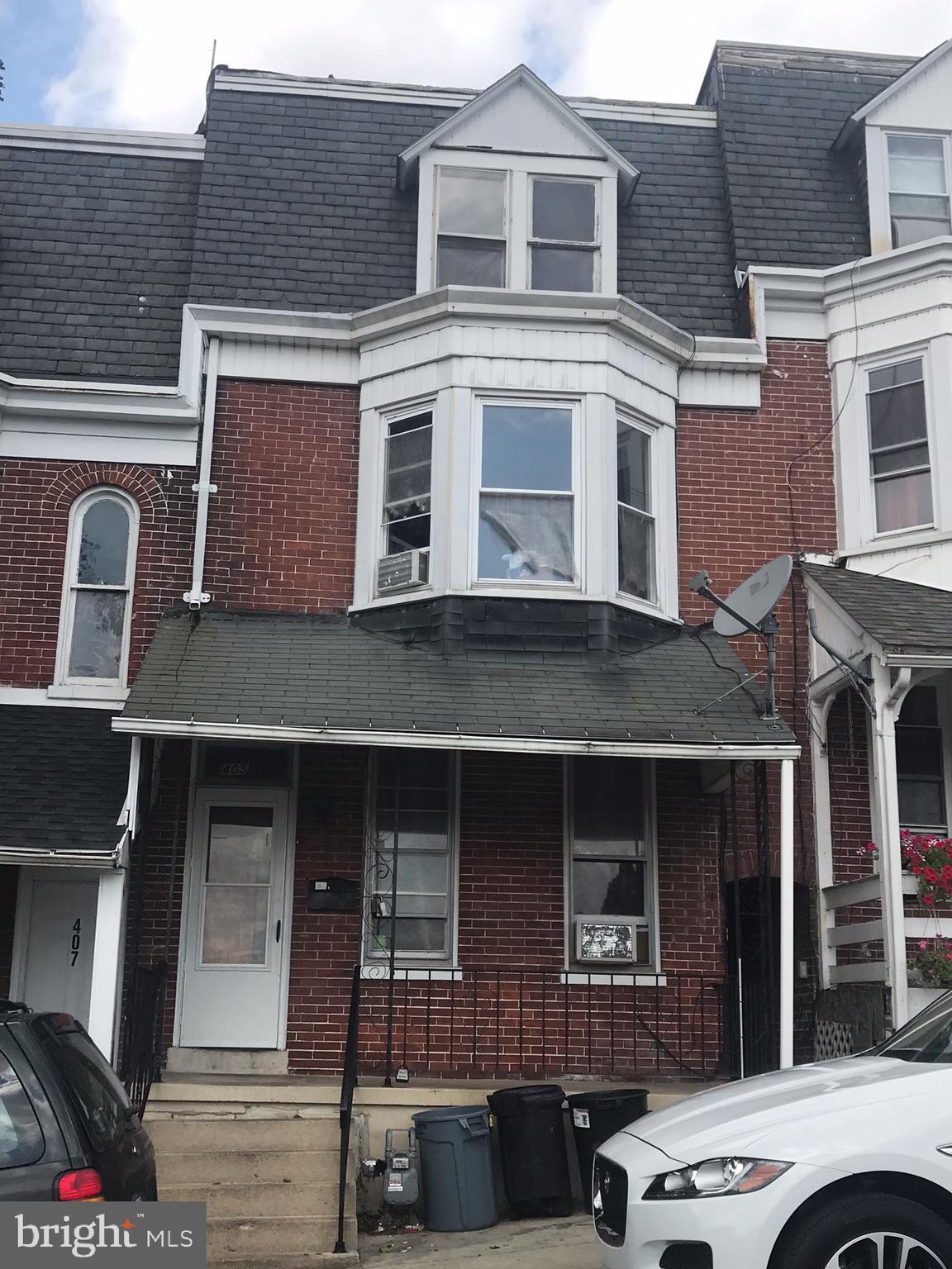 405 W NORTH STREET, YORK, PA 17401