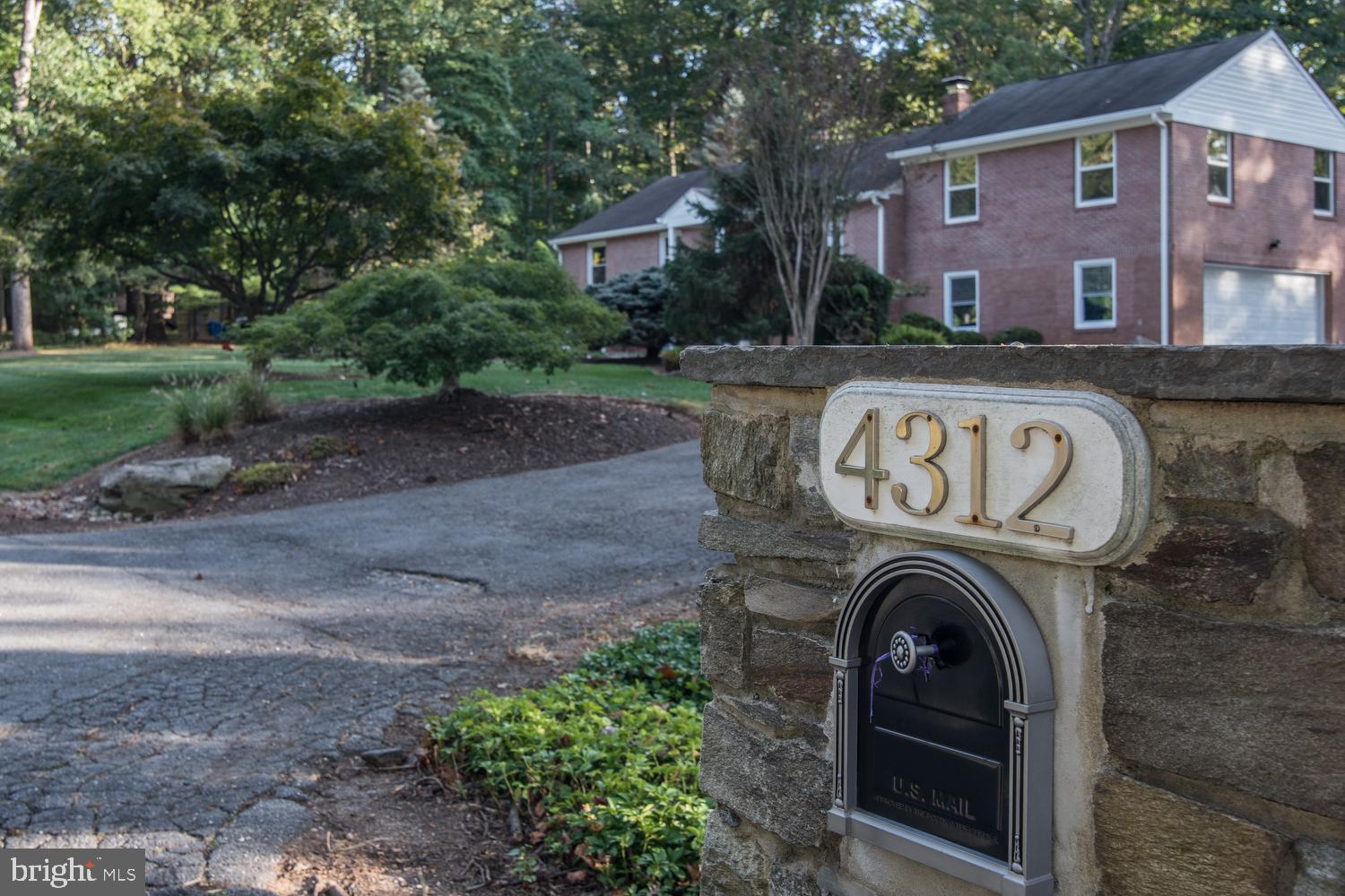 4312 PINETREE ROAD, ROCKVILLE, MD 20853