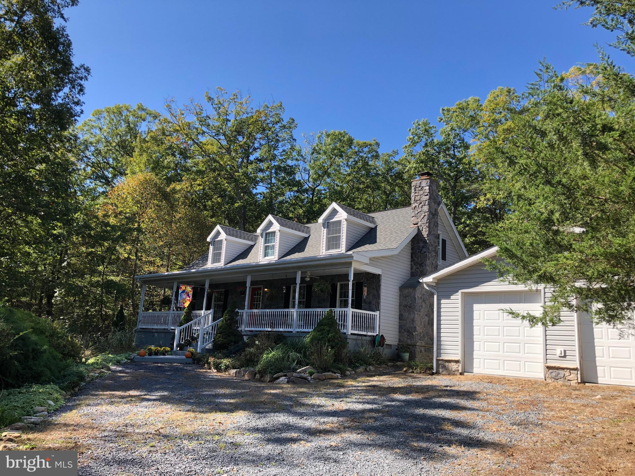359 WHIPPOORWILL LANE, FORT VALLEY, VA 22652