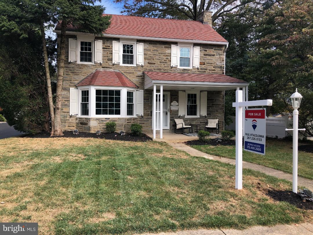 1809 Manor Road Havertown, PA 19083