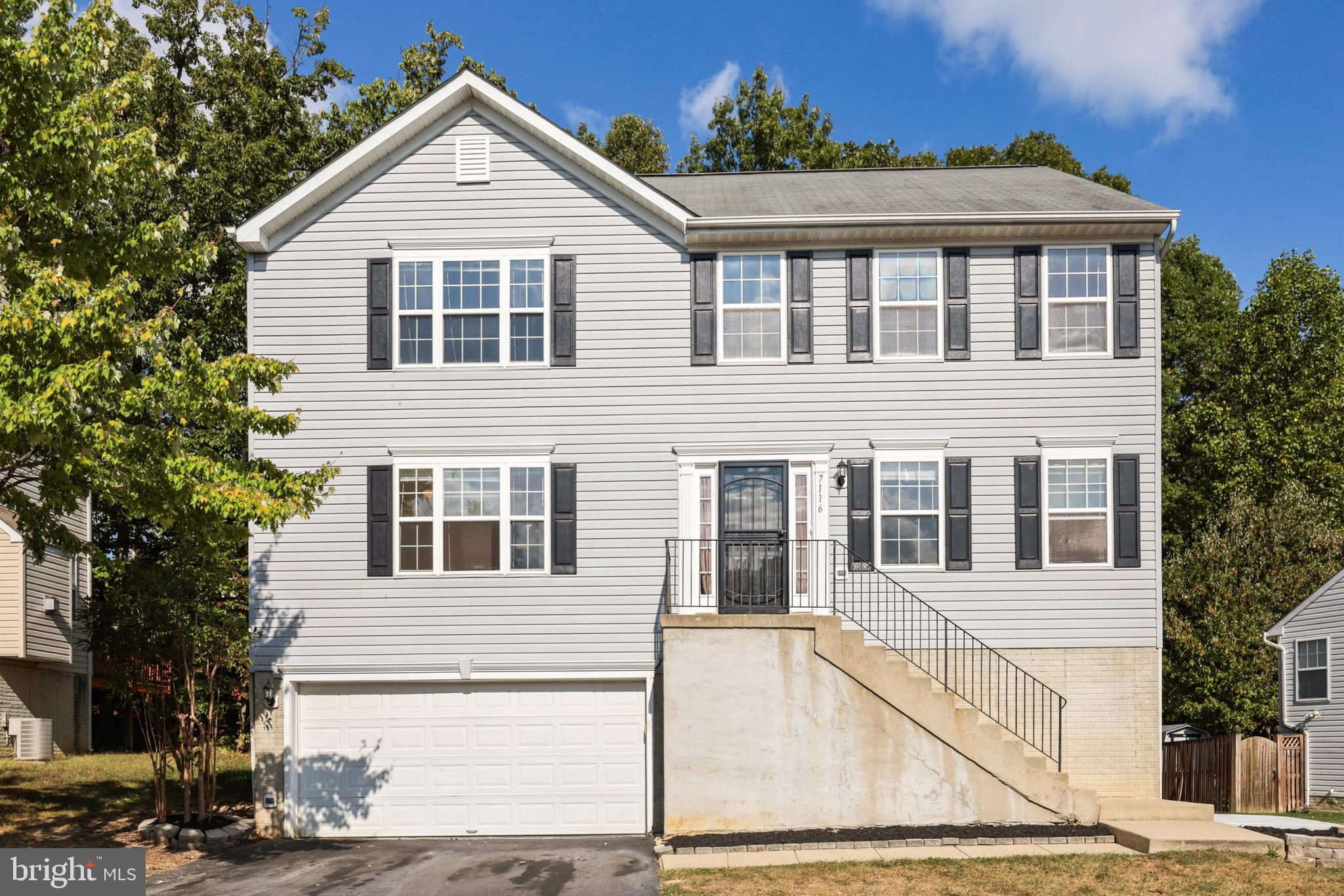 7116 CHAPPARAL DRIVE, DISTRICT HEIGHTS, MD 20747