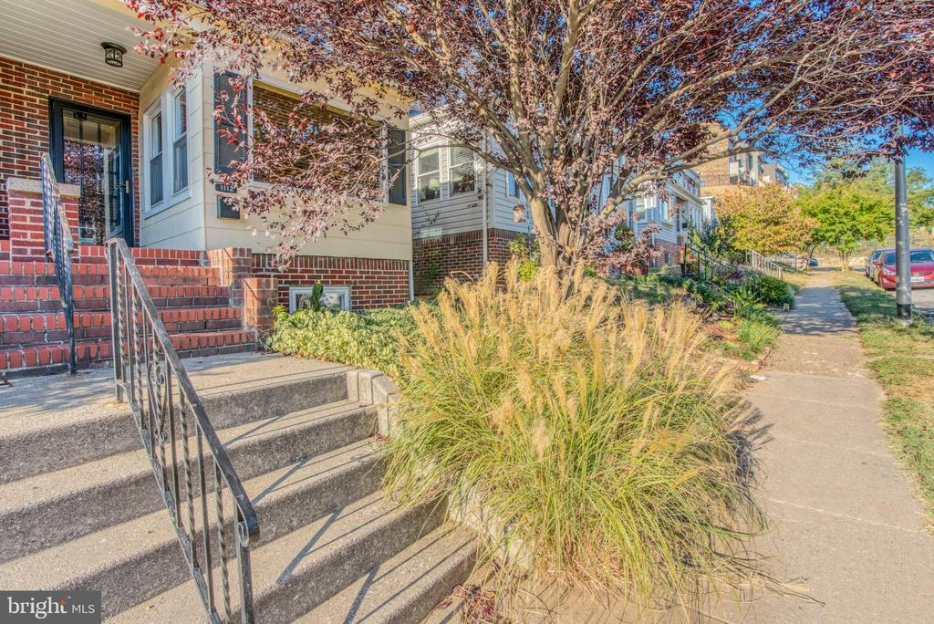 Nestled away on a quiet street amongst the hustle and bustle of Hampden sits 1112 Weldon Ave.  This block is truly a hidden gem.  Walking distance to The Avenue and all that Hampden as to offer, yet quiet a d serene.  Giant Food is at the end of the block and 83 is just a stones throw away. Inside the home you'll find hardwood floors throughout, updated bathrooms, and a kitchen you won't believe.  200+ square foot addition on the rear houses a kitchen loads of storage and space for entertaining.  A separate dining room, family room and fully finished basement makes for a deceivingly spacious home.  Rear yard with privacy fence adds a green space to your urban oasis.  Friendly neighbors and the awesome location truly makes this house a home.  All it's missing is you!  Call today to schedule a private showing.