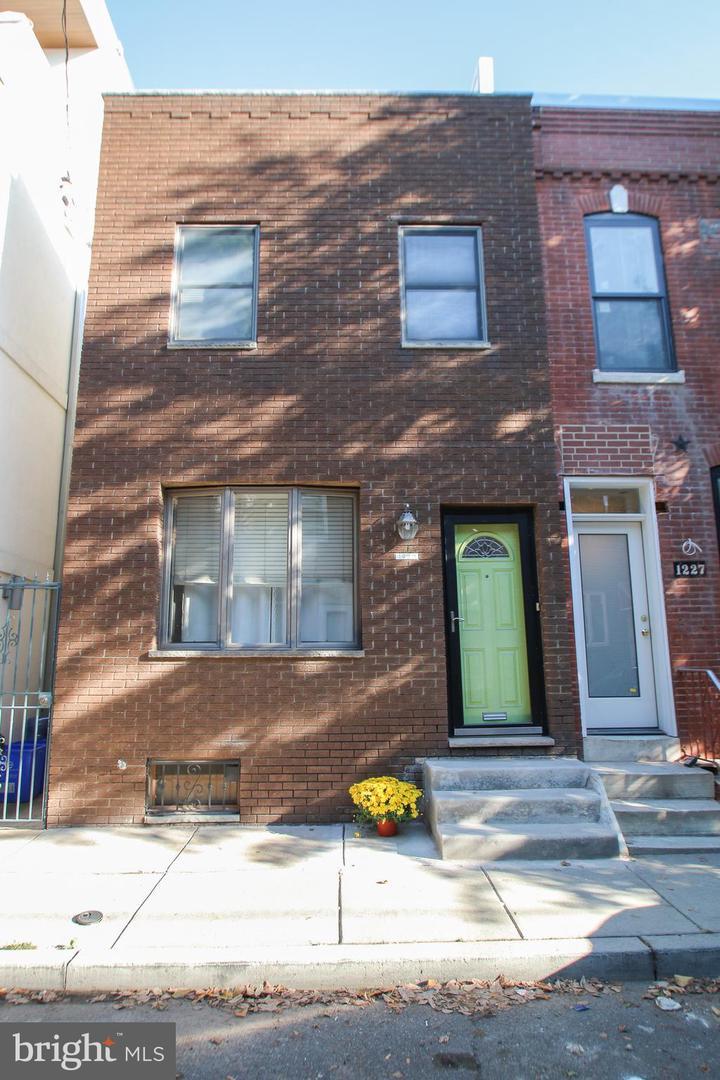 1229 Gerritt Street Philadelphia, PA 19147