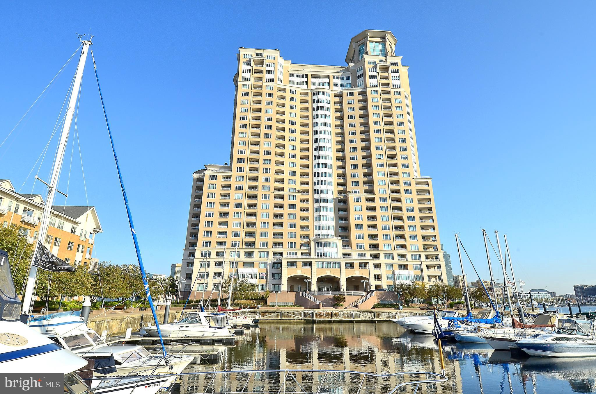 100 HARBORVIEW Dr #308, Baltimore, MD, 21230
