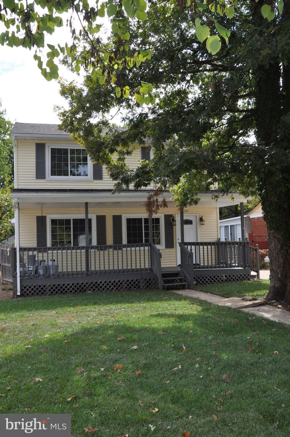 7209 LEONA STREET, DISTRICT HEIGHTS, MD 20747