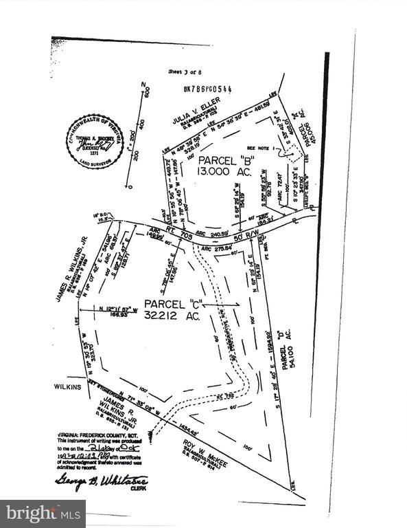 EBENEZER CHURCH ROAD, GORE, VA 22637