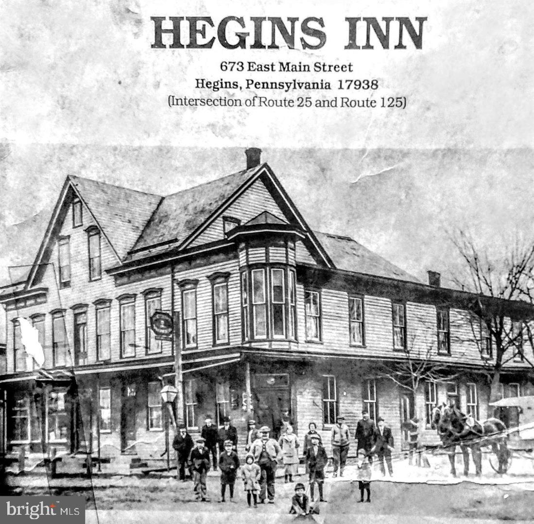 673 E MAIN STREET, HEGINS, PA 17938